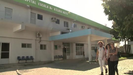 Homem desembarca de navio em Maceió com malária e é internado no Hospital Hélvio Auto