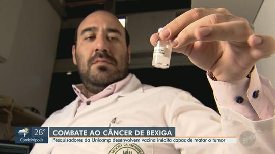 Unicamp desenvolve remédio inédito capaz de matar células do câncer de bexiga