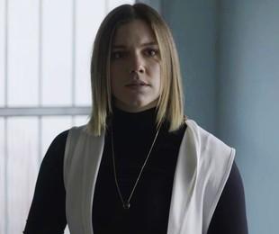 'Órfãos da terra': Alice Wegmann é Dalila/Basma | TV Globo