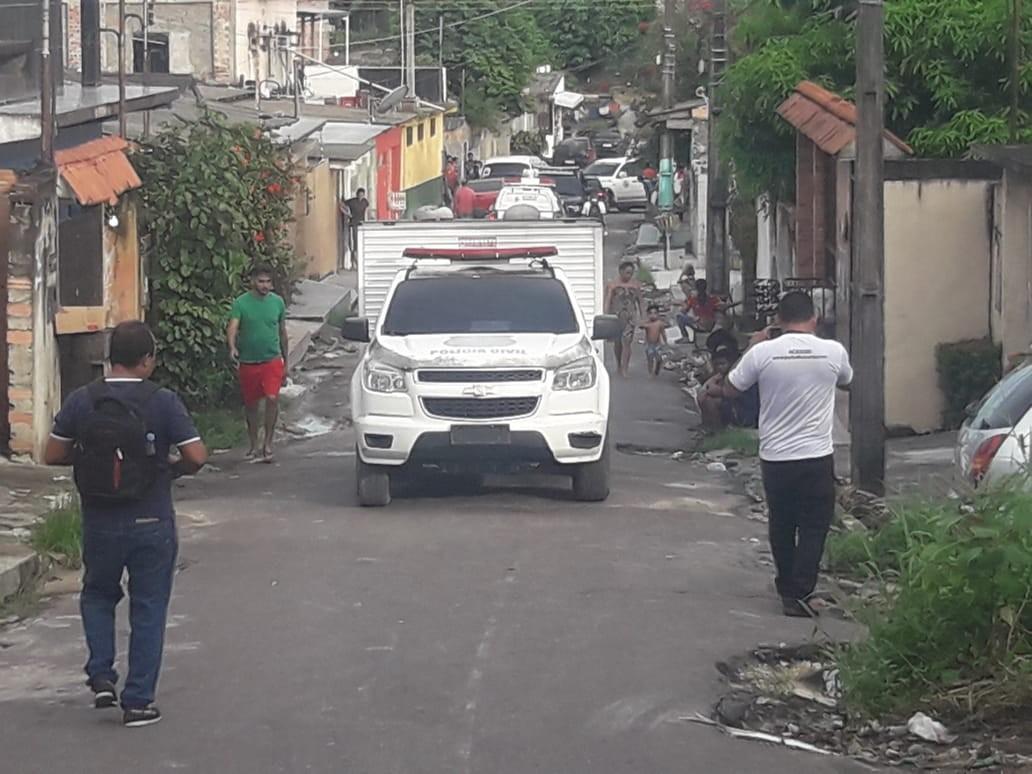 Homem é morto a tiros no bairro Cidade Nova, na Zona Norte de Manaus - Noticias