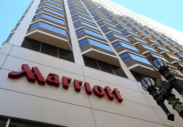 Marriott; hotéis (Foto: Justin Sullivan/ Getty Images)