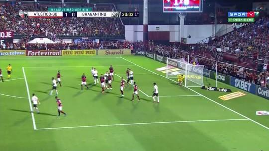 Wagner Lopes exalta partida do Atlético-GO e não esconde frustração com empate