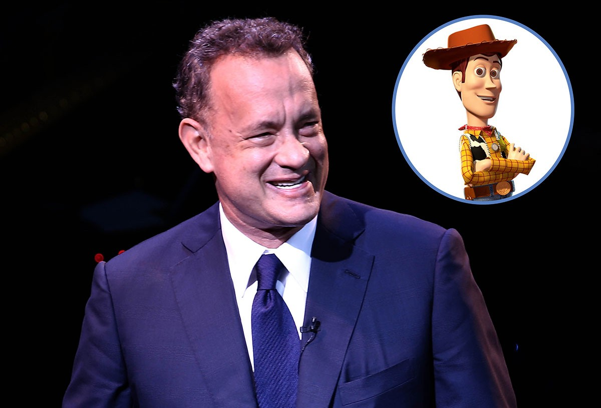 Tom Hanks admite que já está gravando a voz de Woody para 'Toy Story 4' (Foto: Getty Images / Divulgação)