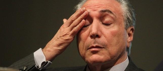 Michel Temer (Foto: Agência O Globo)