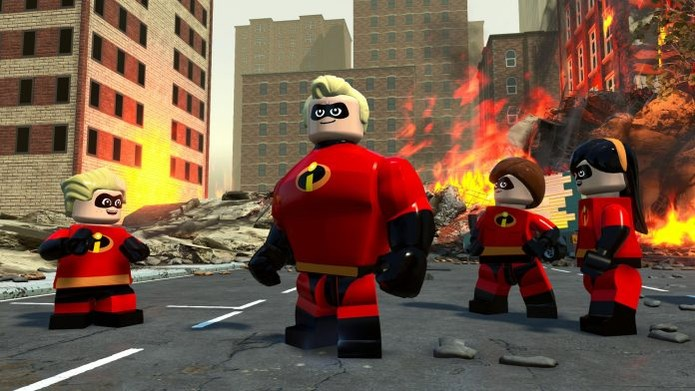 LEGO Os Incríveis (Foto: Divulgação)
