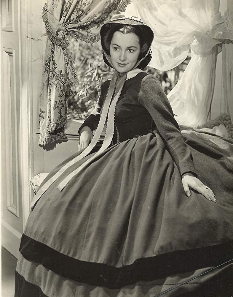 Olivia de Havilland em  ...E o Vento Levou (1939) (Foto: Divulgação)