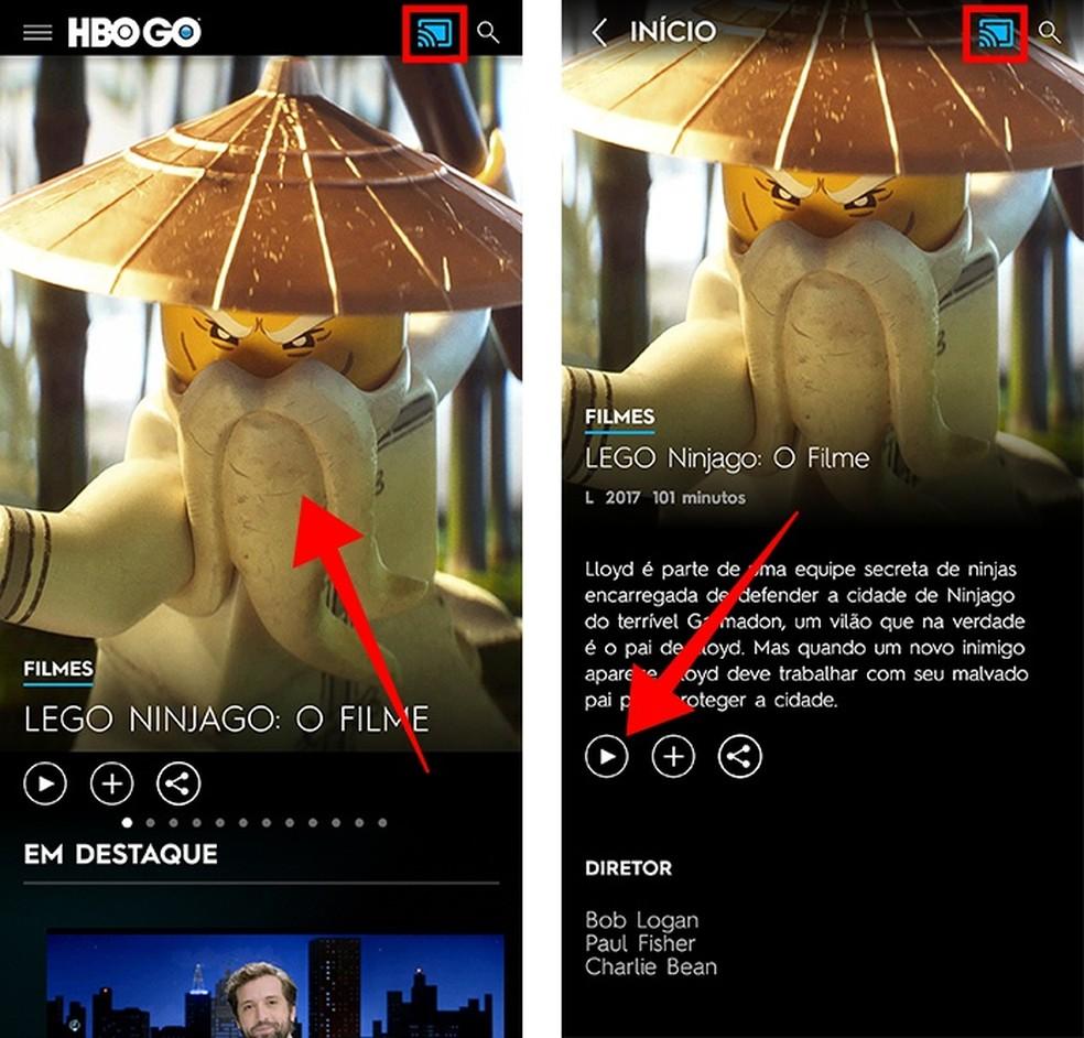 Como assistir ao HBO GO na smart TV da LG | TVs | TechTudo