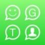 Atalho para WhatsApp Plus