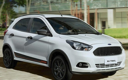 Teste Ford Ka Freestyle Acerta Com Motor 1 5 Do Ecosport