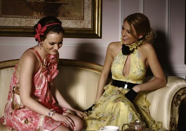 """Pra brilhar tipo Blair Waldorf e Serena Vanderwoodsen em """"Gossip Girl""""!  (Foto: Reprodução)"""