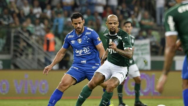 Confira os melhores momentos de Palmeiras 1x0 Cruzeiro
