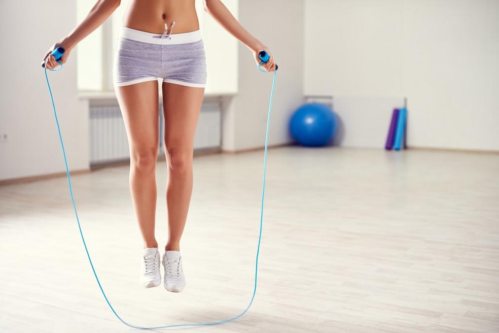 88% das mulheres sentem que o desempenho nas atividades físicas é pior em algum momento durante o ciclo menstrual — Foto: iStock Getty Images
