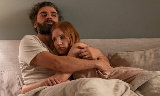 Oscar Isaac e Jessica Chastain no remake da HBO para 'Cenas de um Casamento'