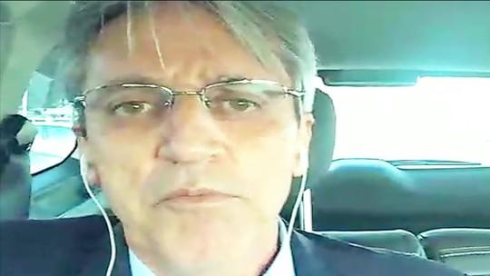 Bruno Araújo diz que deixou governo em busca de união no PSDB