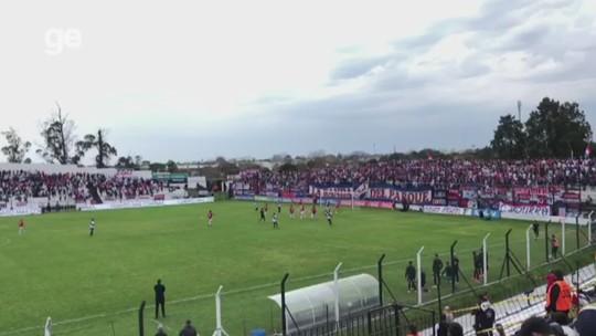 """Rival do Inter faz jogo """"raiz"""" em último teste antes das oitavas da Libertadores; veja análise"""