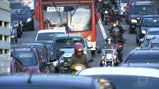Mortes no trânsito de São Paulo voltam a crescer em 2018