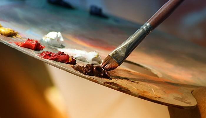Estudo analisa pinturas através por meio de análises matemáticas (Foto: Pexels)