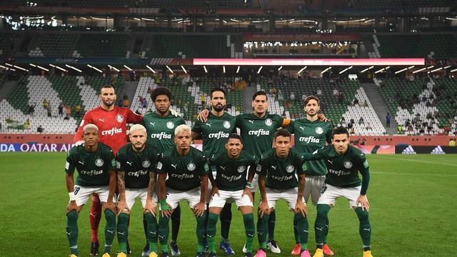 Palmeiras posado Tigres