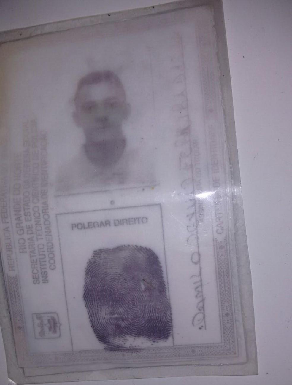 Danilo David Ferreira da Silva foi morto dentro de casa com colega em São José do Campestre (Foto: Divulgação/ PM)
