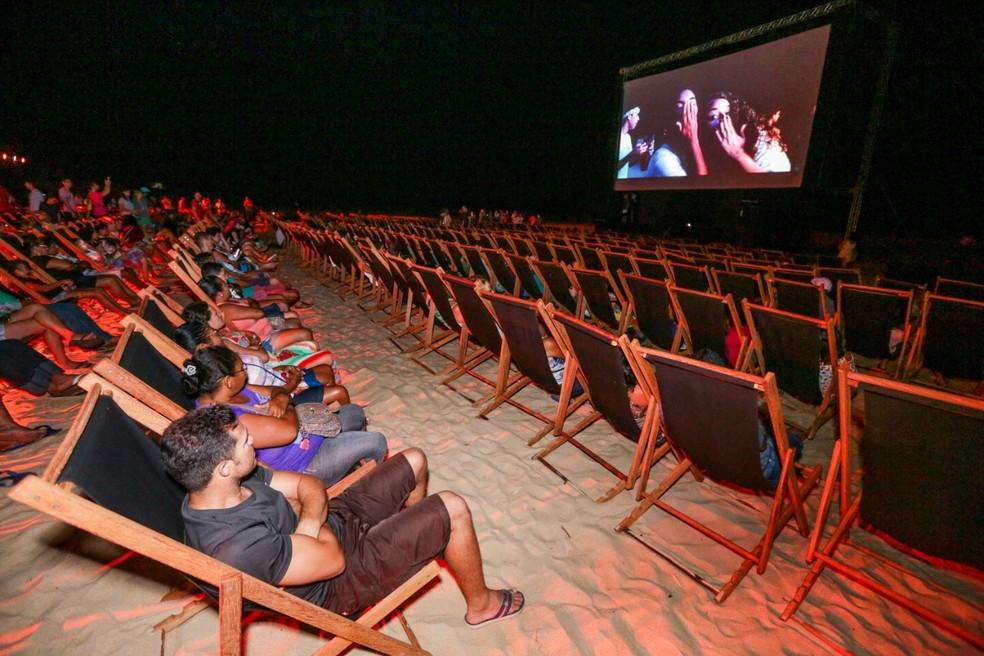 Mostra de Cinema de Gostoso será virtual em 2021 — Foto: Rogério Vital
