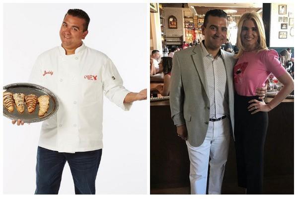 Buddy Valastro antes e depois (Foto: Instagram)