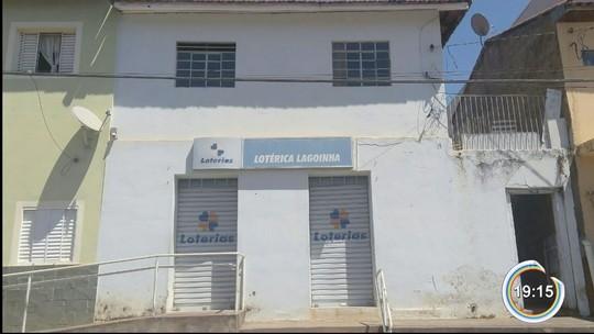 Criminosos furtam cofre de 200 quilos de casa lotérica em Lagoinha, SP