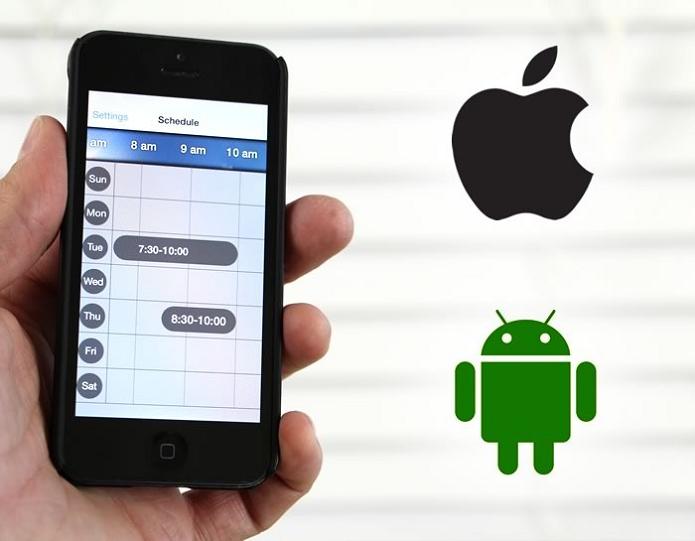 Controle pode ser feito por Android e iPhone (Foto: Divulgação)