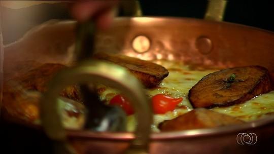 Chef revela a receita do 'Arroz Lampião' que é a especialidade de bar em Goiás