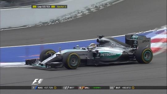 Nota 6 para Massa, e 10 para Nasr. Confira as análises do GP da Rússia