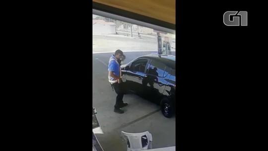 Após perseguição, polícia prende suspeito de tentar assaltar posto de combustível no Piauí