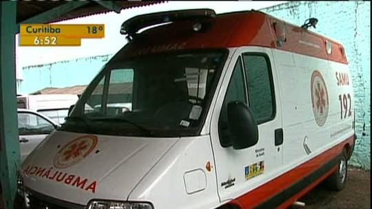Cidades paranaenses terão que devolver ambulâncias que seriam usadas no SAMU