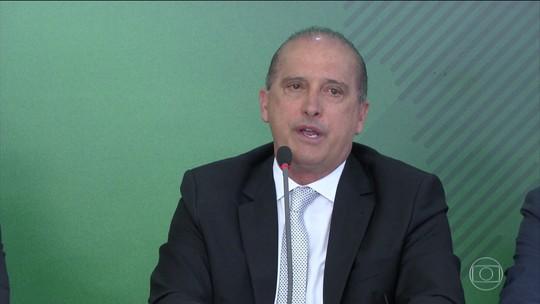 """Em áudio, Onyx diz a caminhoneiro que governo deu """"trava na Petrobras"""""""