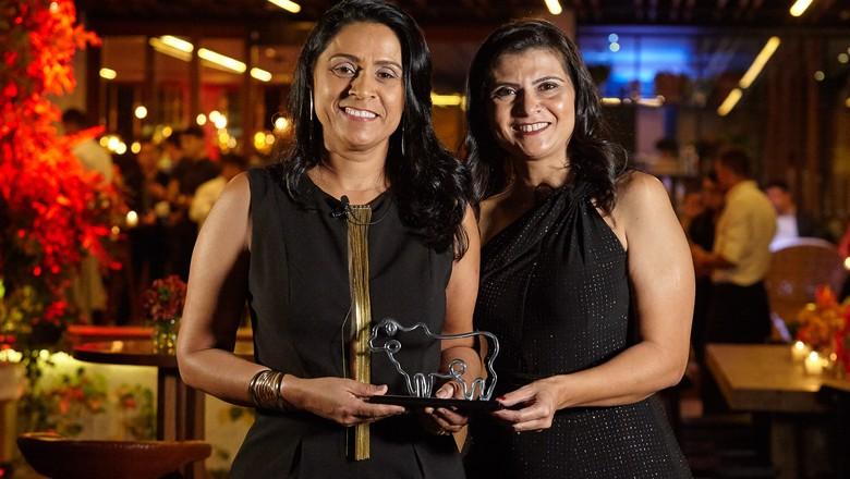 Mulheres vencedoras (Foto: Divulgação)
