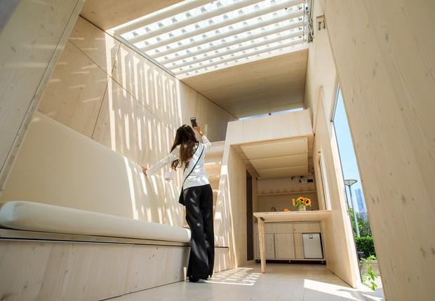 casa sustentável 2 (Foto: Divulgação)