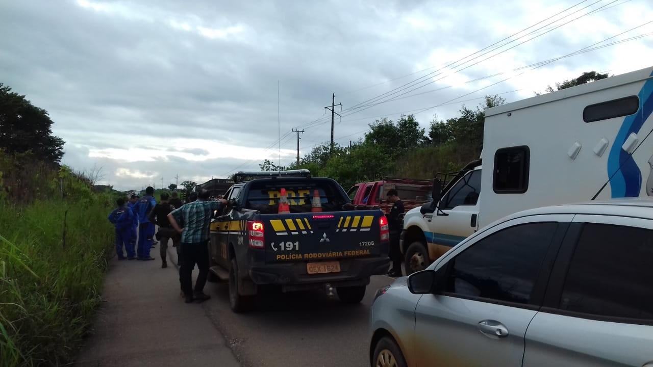 Indígenas interditam trecho da rodovia Transamazônica para cobrar construção de unidades de saúde - Noticias