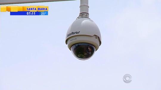 Câmeras de monitoramento estão desligadas em cidades do RS