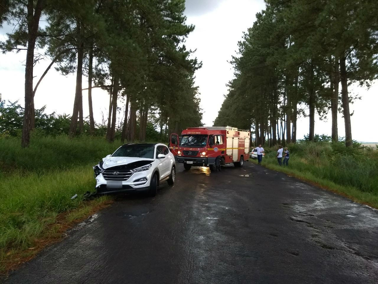 Morrem criança e jovem vítimas de acidente em rodovia de Uberlândia