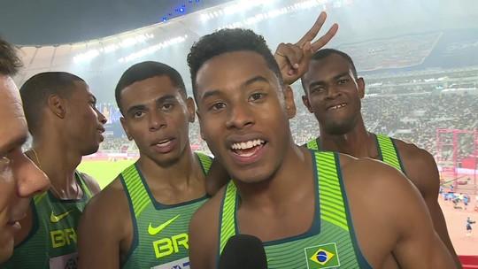 Paulo André diz que Brasil vai acertar os detalhes para conquistar medalha na final