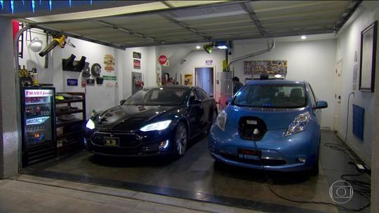 EUA, Japão e Europa estimulam compra de carros elétricos