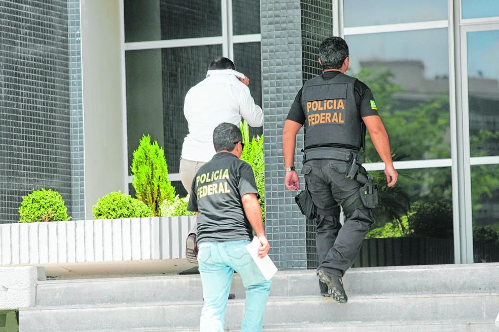 A quadrilha foi desarticulada pela Polícia Federal (PF) na Operação Cardume, em setembro de 2015 — Foto: Natinho Rodrigues