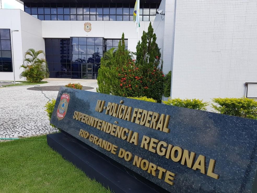 Polícia Federal do RN deflagrou nesta terça-feira (18) as Operações Guaraíras e Titereiros. — Foto: Polícia Federal do RN.