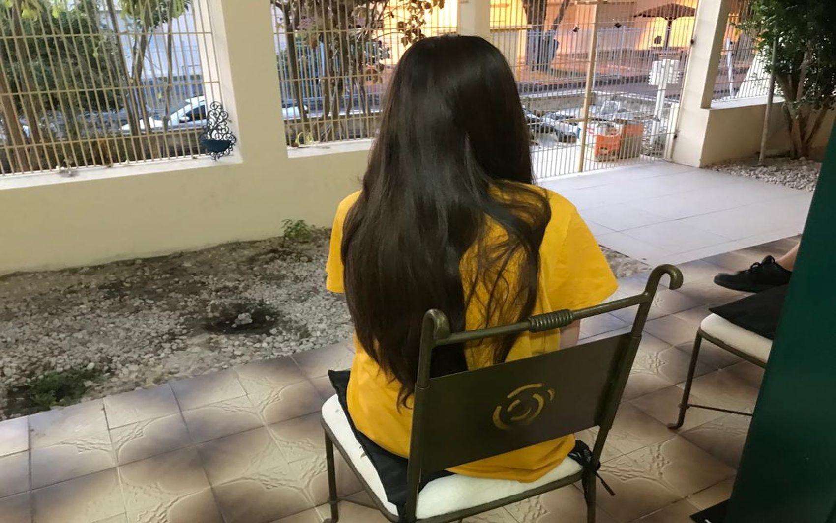Refugiada afegã que conseguiu visto para viver no Brasil está em Sergipe