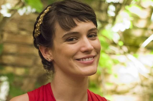 Bianca Bin (Foto: César Alves/TV Globo)