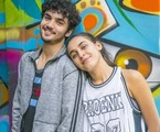 Vicente (Gabriel Contente) e Gabriela (Giovanna Coimbra) | TV Globo/Paulo Belote