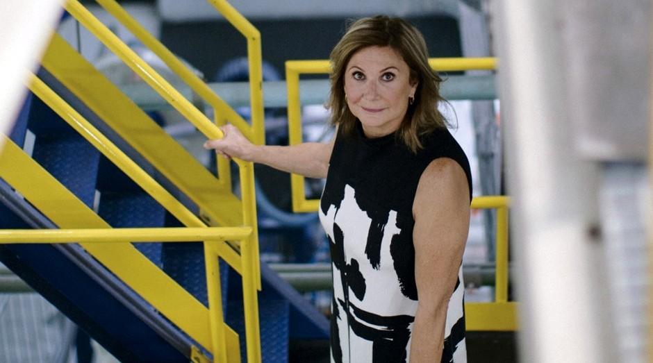Laura Canteiro, da Embaquim: de dona de casa a principal nome da empresa criada pelo marido (Foto: Helena Wolfenson)