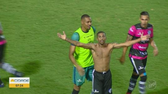 XV de Piracicaba arranca vitória no último lance, renasce na Copa Paulista e elimina Ituano