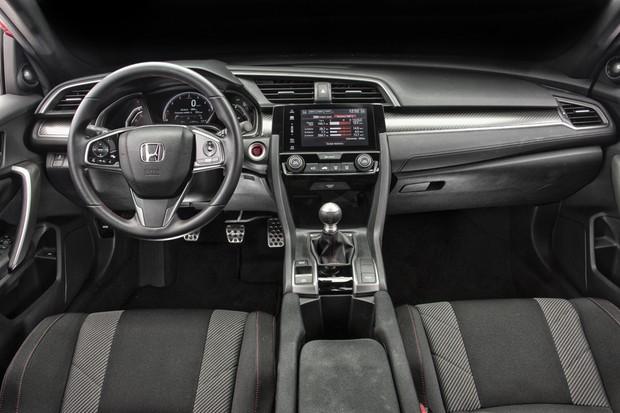 Honda Civic Si 2018 (Foto: Leo Sposito/Autoesporte)