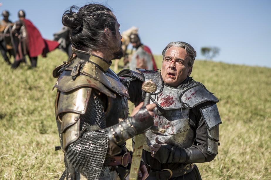 Últimos capítulos: Otávio é gravemente ferido e pede que Afonso coroe Selena