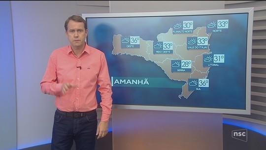VÍDEOS: NSC Notícias de sábado, 17 de março