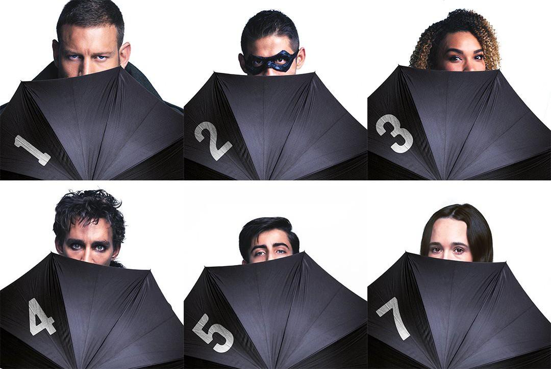 The Umbrella Academy (Foto: Divulgação/Netflix)